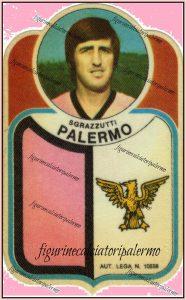 Palermo Calcio 1972-1973 Ido Sgrazzutti