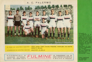 Palermo calcio 1948-1949 Squadra