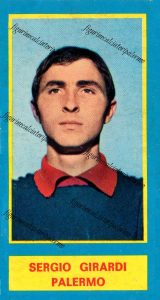Palermo Calcio 1970-1971 Sergio Girardi