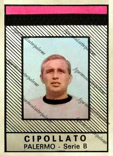 Palermo Calcio Mario Cipollato edi. Nuzzi 1965-1966