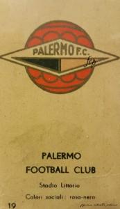 figurine calciatori palermo 1930-1931 Scudetto