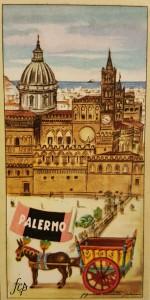 figurine calciatori palermo 1930-1931 La Cattedrale