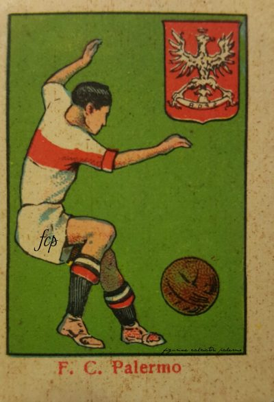 figurine calciatori palermo 1920
