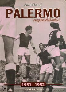figurine calciatori palermo 1951-1952 campionati di serie A