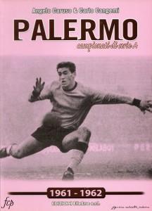 figurine calciatori palermo 1961-1962 campionati di seria A