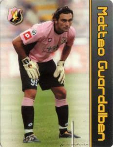 figurine calciatori palermo 2004-2005 wk Games Guardalben