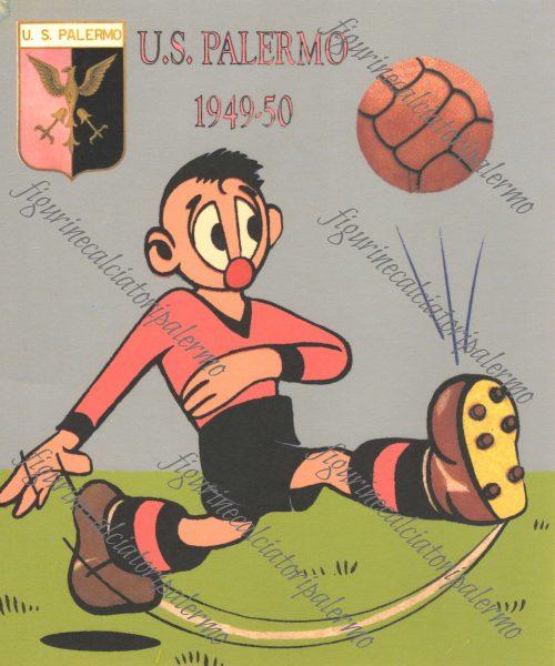 Palermo Calcio 1949-1950 serie A 13°posto