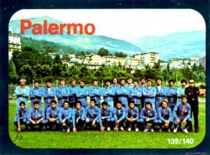 Figurine calciatori palermo 1977-1978-Squadra