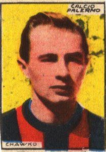 Palermo Calcio 1948-1949 János Chawko