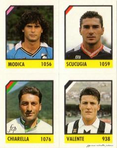 figurine-calciatori-palermo-1990-1991 Modica