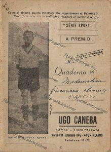 Quaderno del 1929-1930
