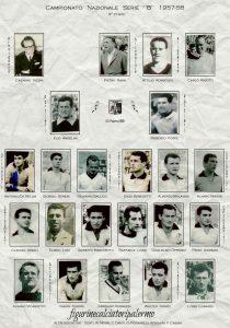 Palermo Calcio 1957-1958