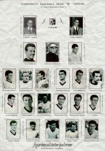 Rosa squadra 1955-1956