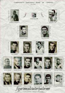 Rosa squadra 1949-1950