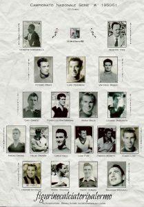 Rosa squadra 1950-1951