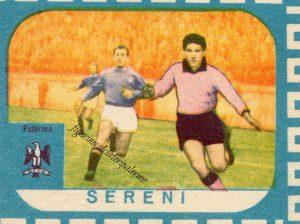 Cicogna 1961-1962 Sereni