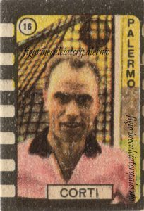 Figurine Cartoccino Corti 1948-1949