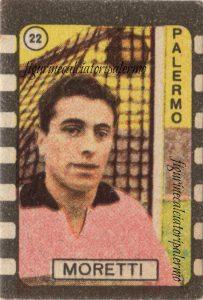 Figurine Cartoccino Moretti 1948-1949