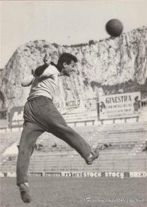 Palermo Calcio 1961-1962 Oktay Metin