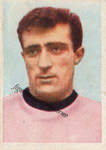 Palermo Calcio 1960-1961 Sebastiano Alicata